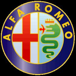 Alfa Romeo on Le Logo D   Alfa Romeo Repr  Sente Un Monstre D  Vorant Un Enfant